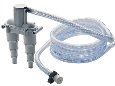Vetus Anti Syphon Airvent with Hose 13 - 32mm