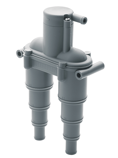 Vetus Anti Syphon Airvent with Valve 13 - 32mm