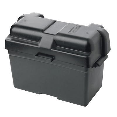 Battery box for Vetus VESMF85/105 or VEAGM 90/100
