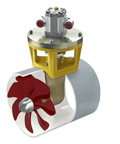 Vetus Hydraulic Bow Thruster 230kgf 12.5 kW Your Price £2,744.10