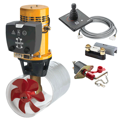 Vetus Bow Thruster 55Kgf 12V Powerboat Bundle