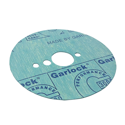 Gasket flange 1mm for Vetus BOW125/160