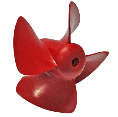 Vetus Bow Thruster Propeller 4 Blade for BOW23/BOW23A