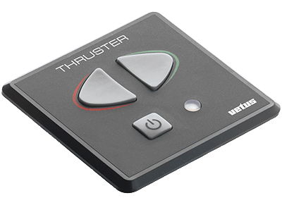 Vetus Bow thruster touch panel with time delay