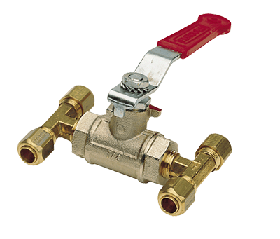 Vetus By-Pass Valve for 10mm Tubing