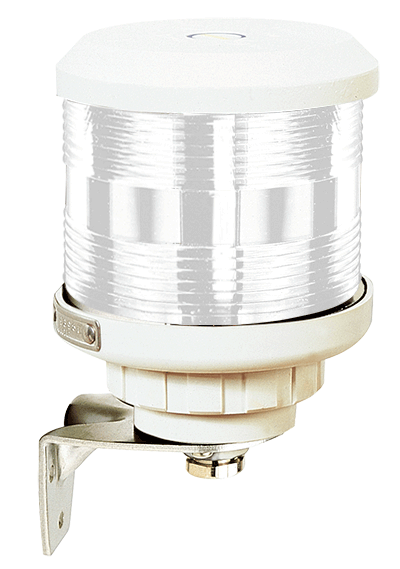 Type 35 All round white navigation light (hoistable) white h