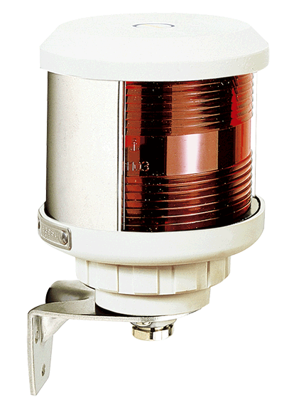 Vetus Type 35 Portside Navigation Light (side mount) White