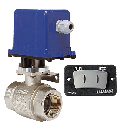 Electric Ball Valves
