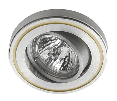 Spotlight EMPOLI recessed eyeball round (excl Bulb MR16)