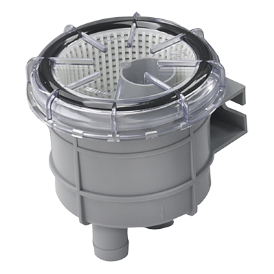Vetus Raw Water Strainer Type 140 Inlet Ø 19mm
