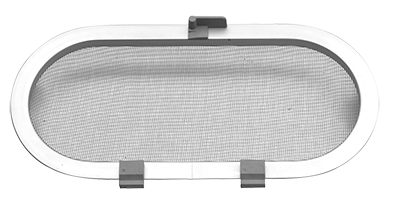 Mosquito screen for porthole type PM21