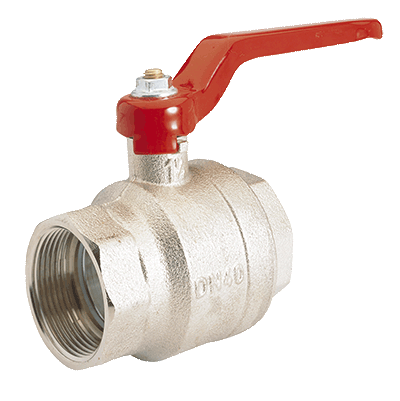 Brass ball valve GØ