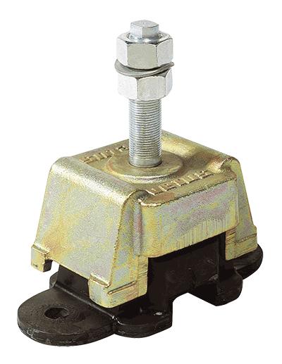 Types Of Engine Mounts : Vetus shop engine mount type lmx