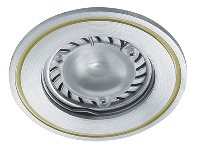 Spotlight LUCCA recessed fixed round (excl Bulb MR16)