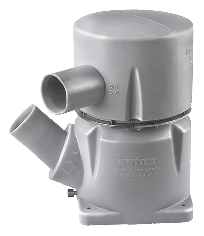 Vetus Waterlock MGS Inlet 127mm (5inch) Outlet 127mm (5inch)