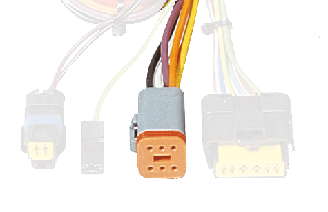 Connection cable A length 2 m (STM6941)