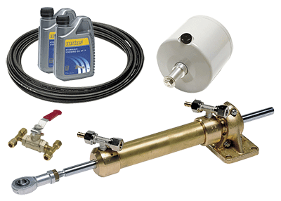 Vetus MTC17510 Hydraulic Steering Bundle Package