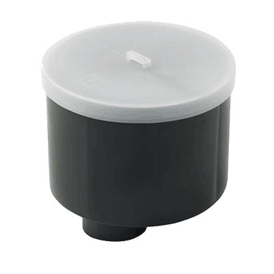 Vetus Dual function no-smell filter canister for type NSFS Filters