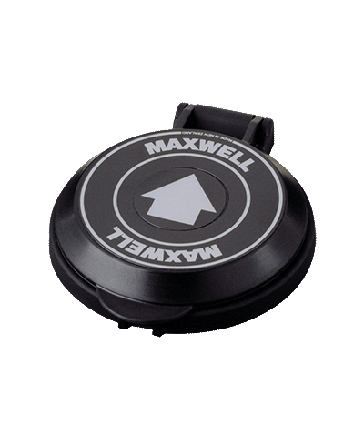 Maxwell Covered Windlass Foot switch (Black)