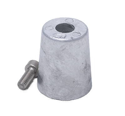 Vetus Spare Zinc Anode for 25mm Shaft Nut