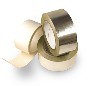 Self-adhesive tape aluminium roll of 30 mtrs
