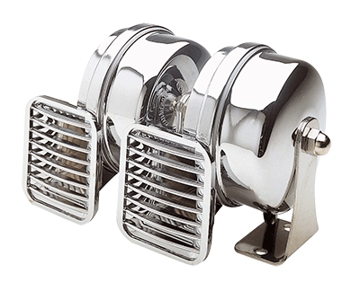 Double horn 12 Volt  set high pitch and low pitch