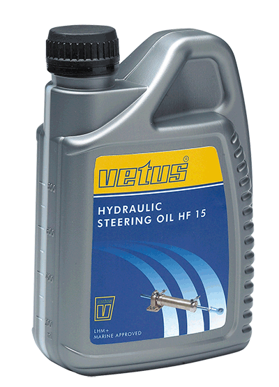 Vetus Hydraulic Steering Oil LHM 1 litre
