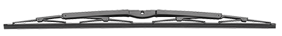 Vetus Wiper Blade Stainless Coated Black 660 mm