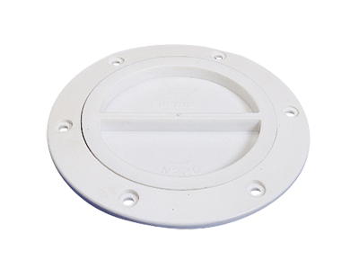 Inspection lid only for rigid drinking water tanks